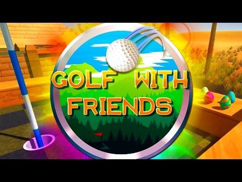 Jordan Queef! - (Golf With Friends!)