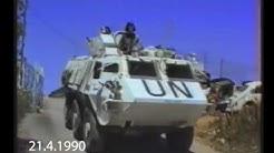 Suomalaiset rauhanturvaajat Libanonissa 1989-1990