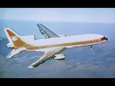 Lockheed L-1011 TriStar Promo Film #3 - 1971