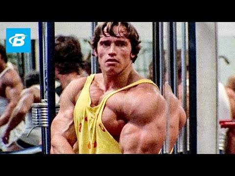 Best Bodybuilder of All Time | Arnold Schwarzenegger's Blueprint Training Program