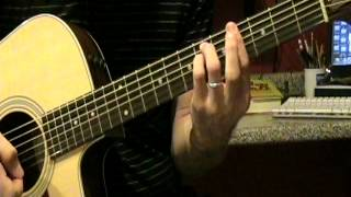 """How to play """"50 Ways to Say Goodbye"""" - TRAIN"""