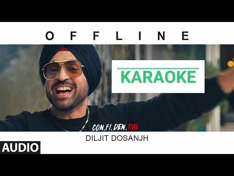 offline||karaoke||diljit-dosanjh||con.fi.den.tial||the-karaoke-shop||2018
