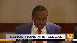 CJ Maraga appeals for more funds