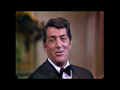 Dean Martin - Compilation of Songs in his Variety Show (PART 2)