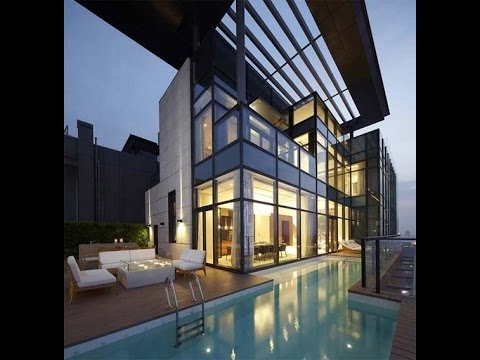 Luxury Penthouse Design in China