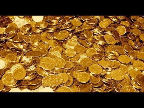 Found Gold Lost Gold The Treasury and the IRS California Couple Finds 10 Million