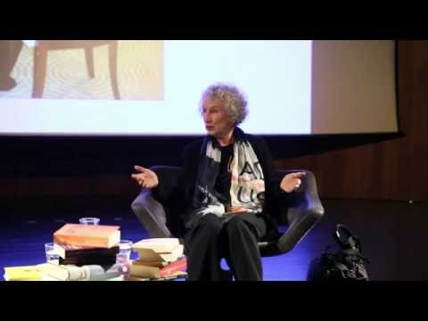 """Fashion and Fiction"". Margaret Atwood talks to Rosie Goldsmith"