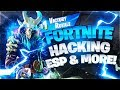NEW FORTNITE HACK WITH AIMBOT - ESP AND MORE! (UNDETECTED) 2018