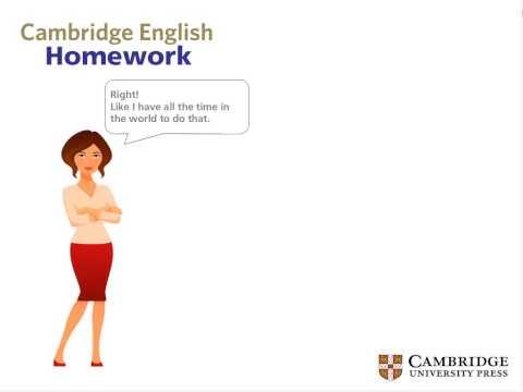 Make homework work for you with new digital tools - Ricardo Morales
