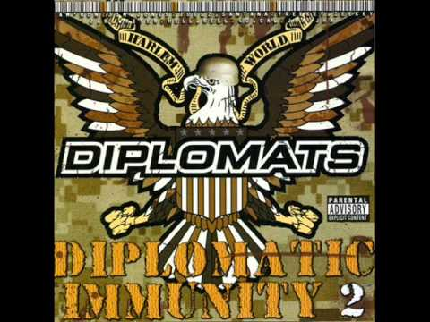 Dipset - The Diplomats - Stop N Go