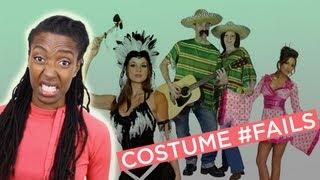 Costume #FAILS