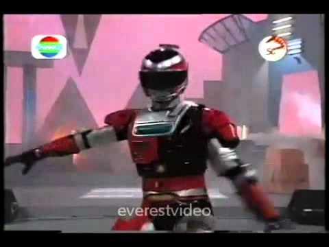 Winspector e Jiban (Ao vivo Indonésia 1995)