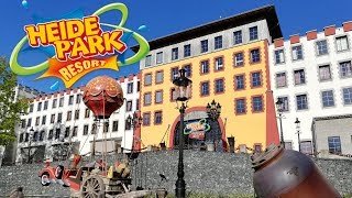 Exploring The On Site Hotels At Heide Park Resort