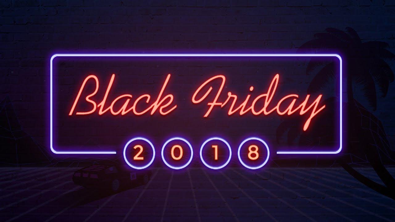Черная пятница 2018! Скидки! Распродажи!