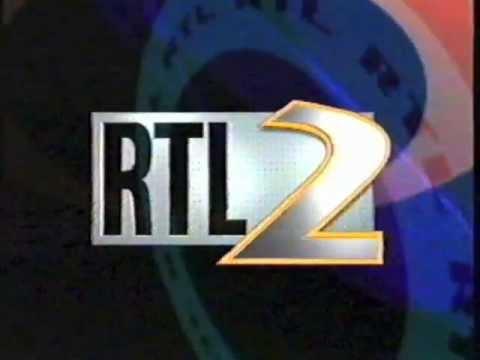 RTL Television und RTL 2 Ident 1993