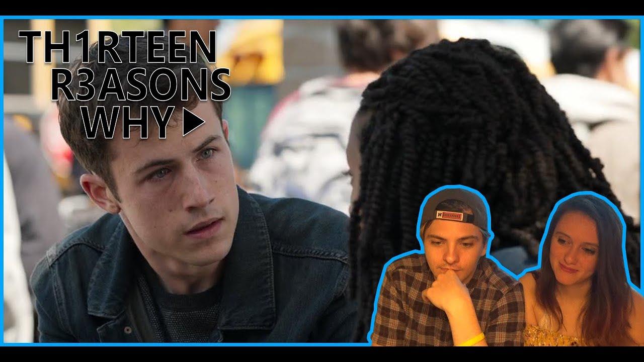 Download 13 Reasons Why - Season 4 Episode 1 (REACTION) 4x01 Winter Break