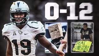 I PLAYED ON THE WORST COLLEGE FOOTBALL TEAM EVER.. WE LOST EVERY GAME (STORY TIME)
