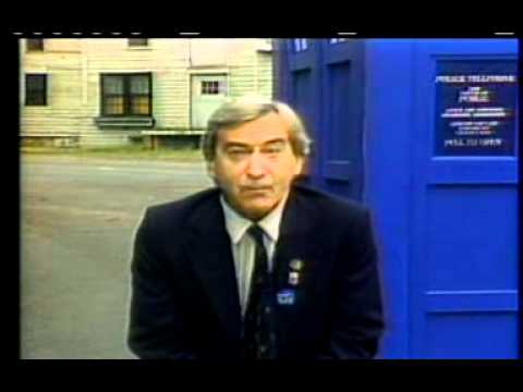Patrick Troughton : TV Network Pledge Commercial