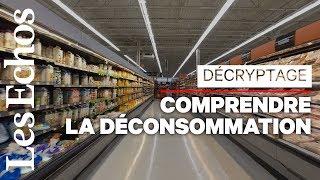 La déconsommation inquiète les supermarchés