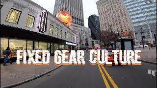 FIXED GEAR CULTURE - ATLANTA