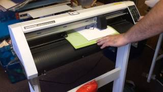 Vinyl Cutting Machine - Paper crafting with out a Silhouette Cameo