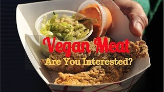 Vegetable Lab-grown Meat: Are You Interested??