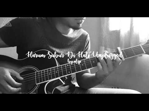 Harum Subur Di Hati (with solo) by BPR, Acoustic Guitar Cover by aLip