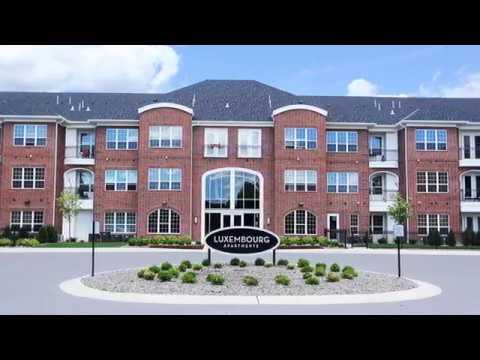 Luxembourg Apartments Bloomington Minnesota Youtube