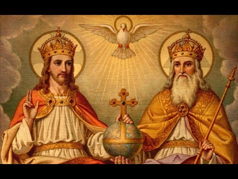 Catholic Bishop explains the Holy Trinity