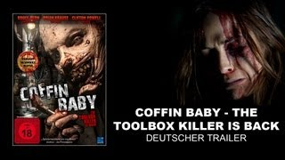Coffin Baby -- The Toolbox Killer Is Back (Deutscher Trailer) || KSM
