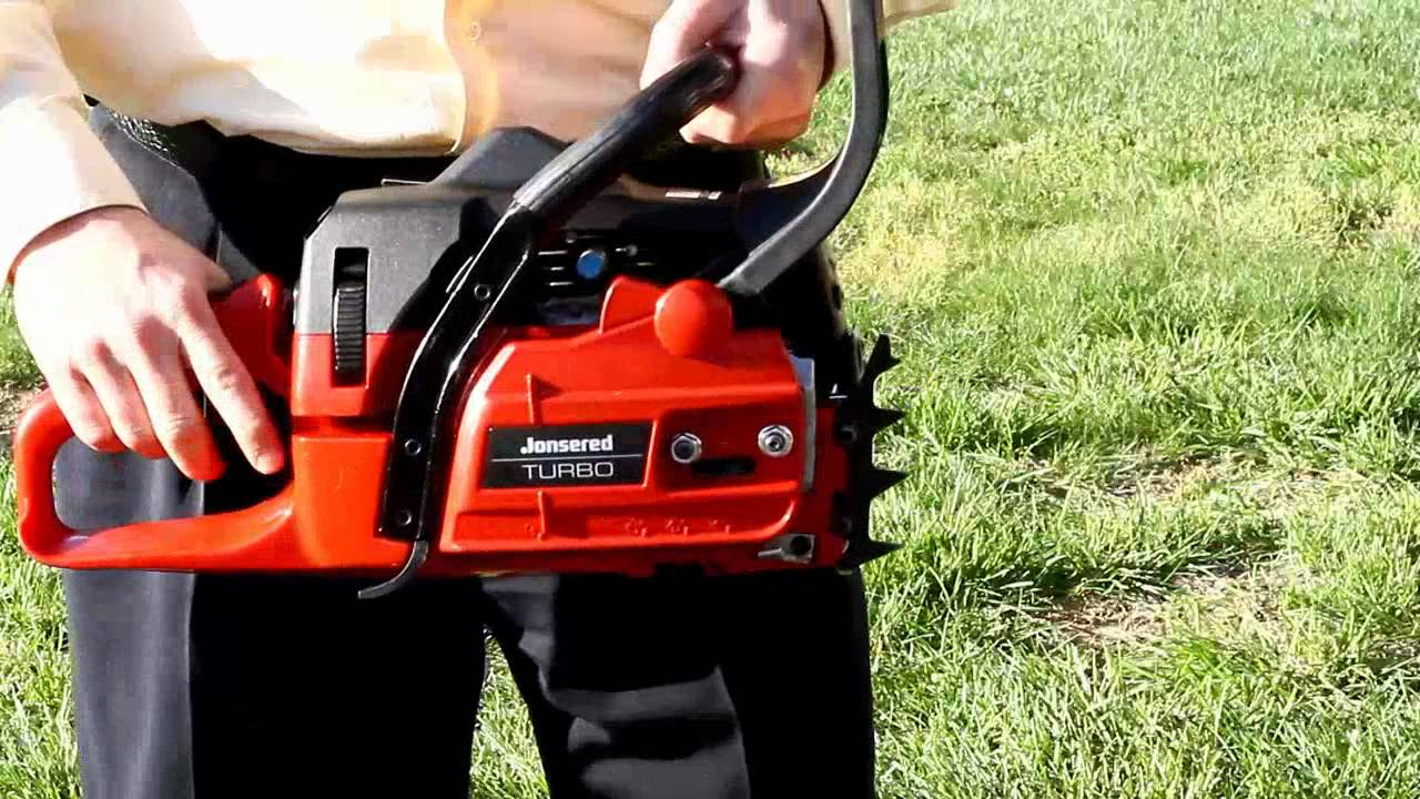 jonsered 2159 chainsaw youtube