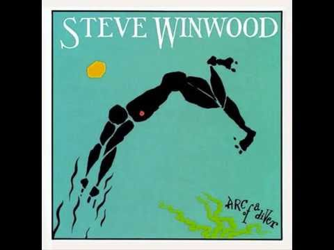 STEVE WINWOOD - Arc of a Diver (1980)