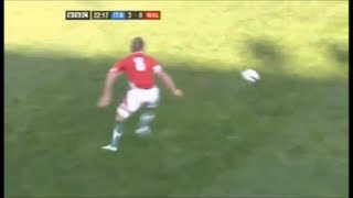 Andy Powell terrible performance vs Italy 2009