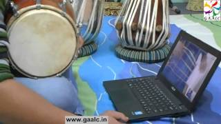 Dholak training lessons online Skype beginner classes guru Learn how to play Dholak trainers India