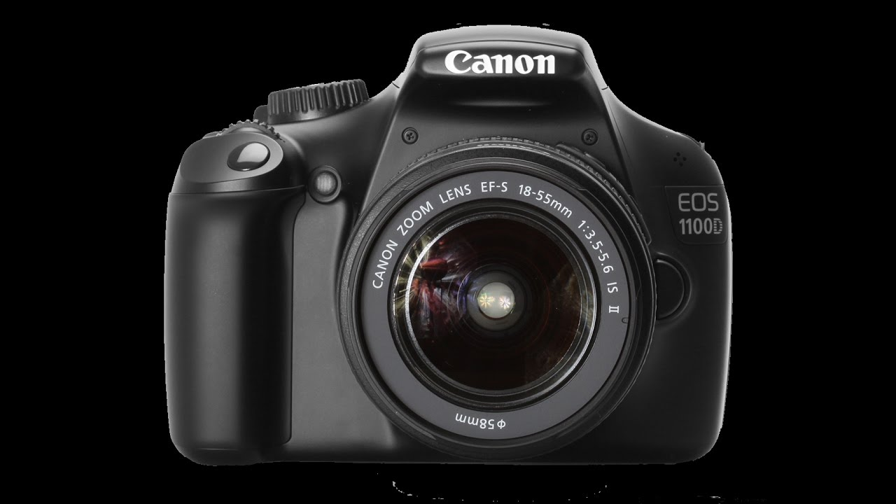Camera Canon Eos 1100d 12mp Dslr Camera With 18-55mm Lens canon eos 1100d tutorial video complete settings feature youtube feature