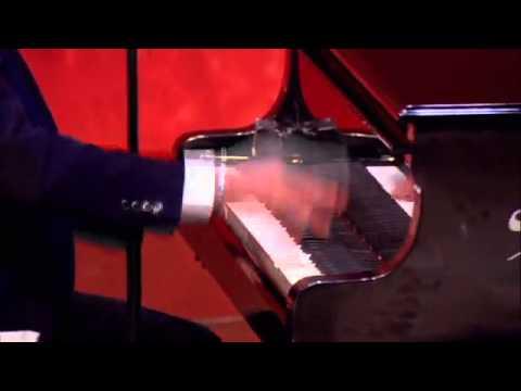 Chris Watson - Lewis Boogie (Live at Belgium's got talent)
