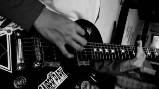 STAND HERE ALONE - Pacarku siluman (Guitar cover) by Riangunardi