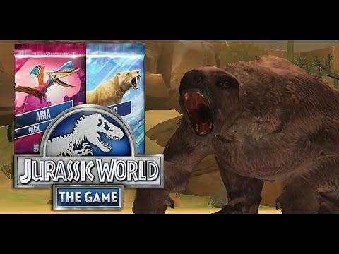 Eremotherium   Jurassic World: The Game [Episode 96]
