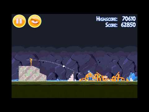 Angry Birds - Mine And Dine 16-8