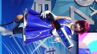 legfetish legman leggy cosplayer cosplay niconicochokaigi chokaigi 美脚 脚フェチ スレンダー セクシー コスプレイヤー レイヤー コスプレ キューティーハニー...