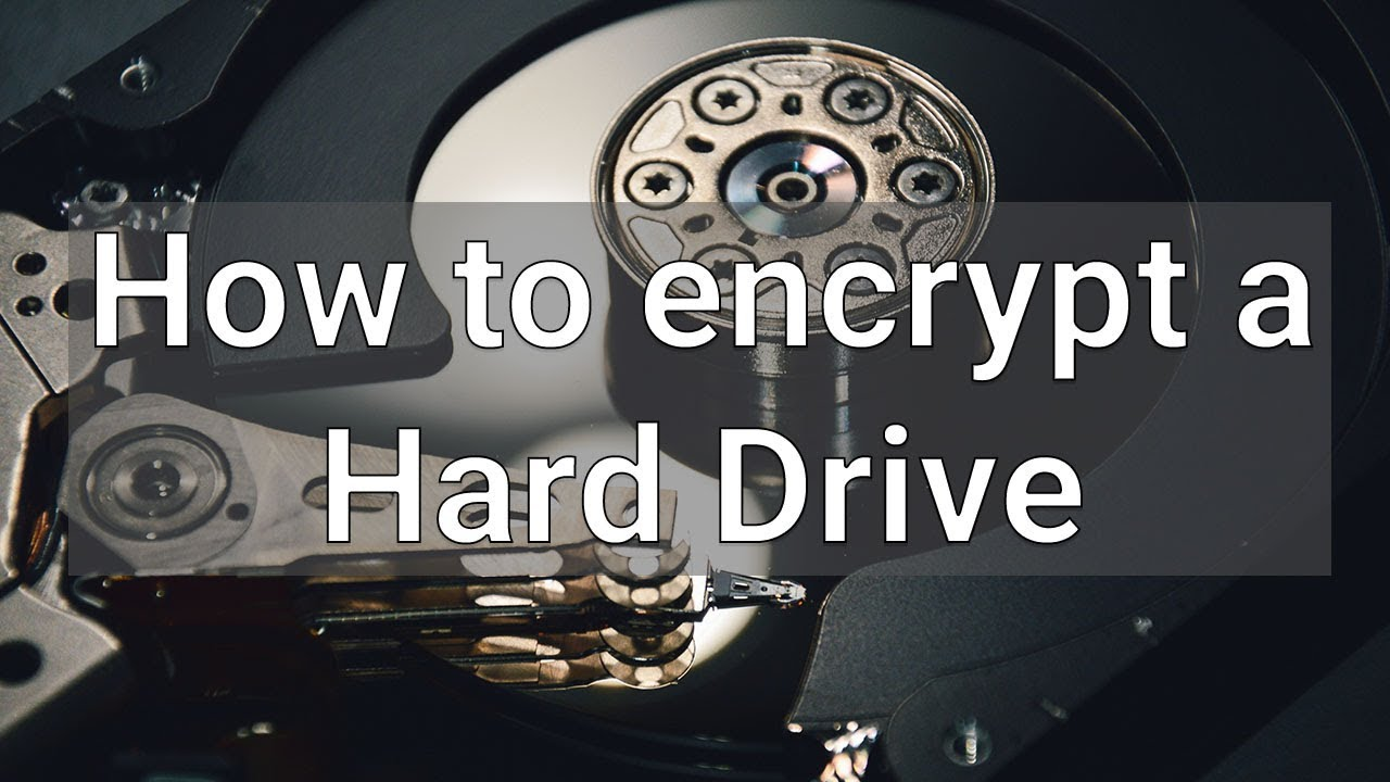 How to encrypt a hard drive using BitLocker on Windows 10
