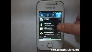 8 Battery Saving Tips for Samsung Galaxy Y