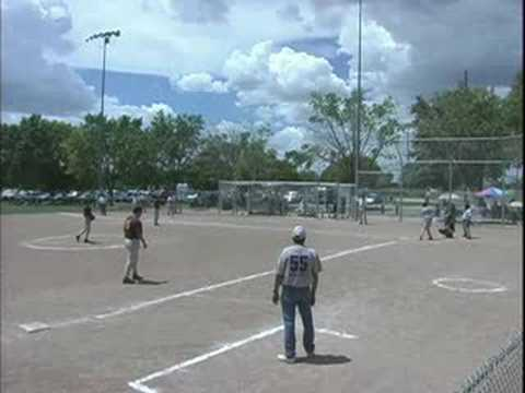 ASA Mens Fastpitch Softball Class C Semifinal Albuq NM