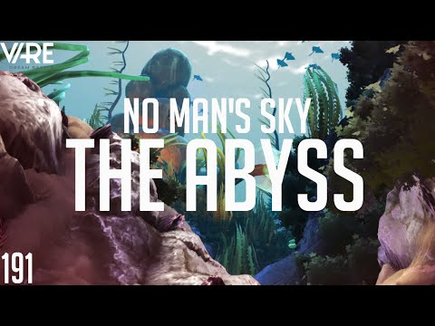 No Man's Sky | [THE ABYSS] HOLY FREAKING HECK! UNDERWATER FREIGHTER WRECK!? #191 [No Man's Sky 1.71]
