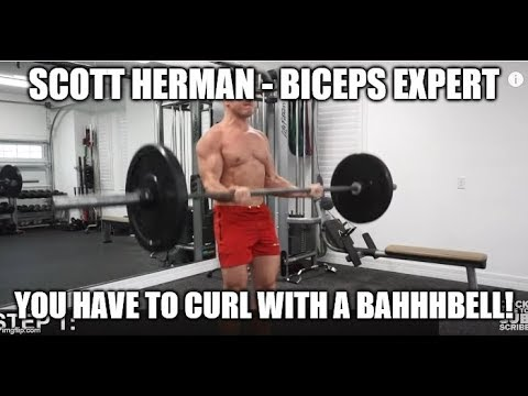 Response To ScottHermanFitness