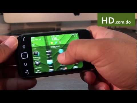 BlackBerry Curve 9380: Review en español