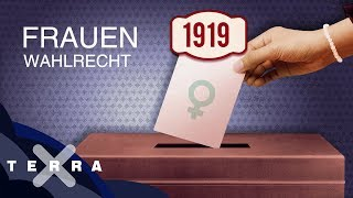 Frauenwahlrecht: 5 Fakten