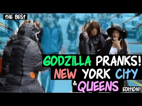 Godzilla Surprises NYC & Queens! Youtube Partnership Changes & How Fans Can Help Creators!