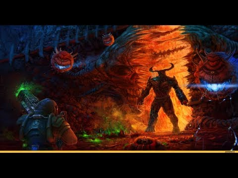 brutal pack For BD21 Doom touch / GZdoom / Delta touch by Solo Retro Games