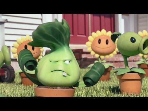 Plants Vs Zombies 2 Todas las Animaciones de Cada Mundo